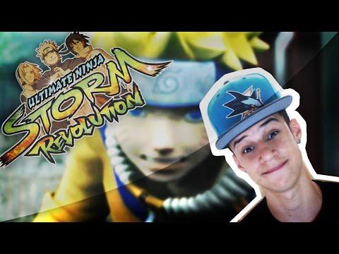 TORNEIO MUNDIAL NINJA - Naruto Revolution