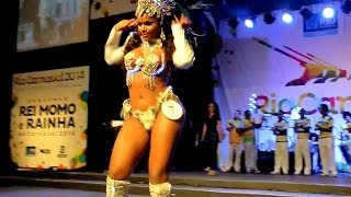 Samba Loves: Dancer Rescued by Carnival Passion Nayra Hellen