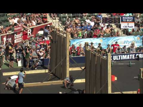 FT 111 Tom Rowland (Saltwater Experience) travels to Cookeville Tennessee to compete in Week 4 of the CrossFit Open. He is joined by Rich Froning, who goes o...