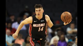 Tyler Herro Hit Marco Belinelli With A Nasty Step-Back