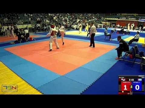 321- Alefragki, Nikoleta GRE vs. Carstens, Carolena PAN 1:7