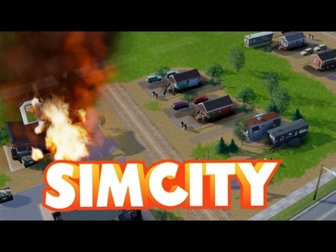 Simcity - Earths Bumhole Music Videos