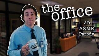 Jim Halpert | The Office (ASMR Parody)