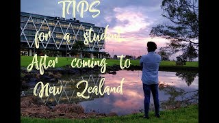 7A1 TIPS for a student - After coming to NZ [Ep-3]   emFLASH Vlog