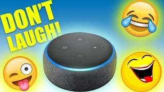 100 Funny Things To Ask Alexa (Amazon Echo)