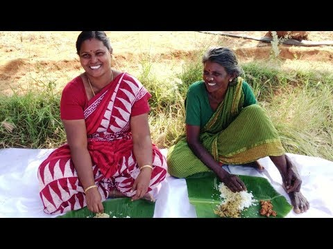 My Village food Aatu Kari Kulambu in Tamil   Mutton Kulambu in Tamil   Gramathu Mutton Kuzhambu