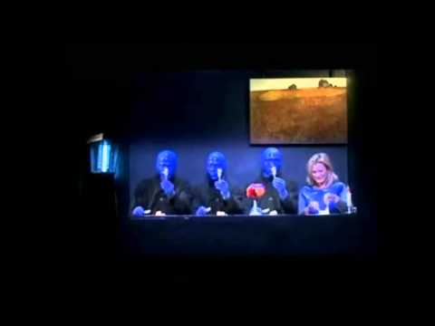 Blue Men At Play video