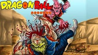 Dragon Ball Z: Alternative Vegito! - Vegito Vs Kid Buu, NEW Baby Saiyan & More! (Fan Manga Review)