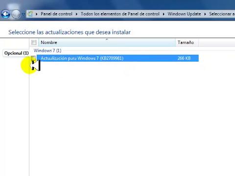 Como Actualizar Tu Sistema Operativo Con Windows Update en Español