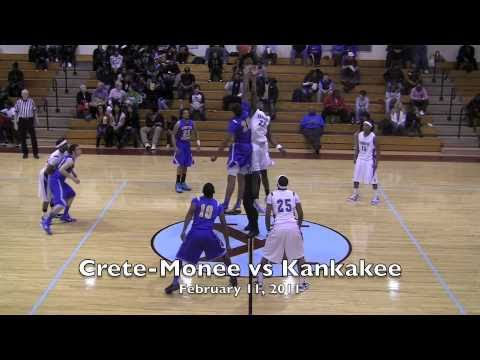 Crete Monee vs. Kankakee highlights 2011