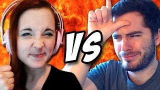 CAPTAINSPARKLEZ VS AUREYLIAN - Best Fiends Challenge