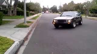 1984 ford mustang 4 eye fox body coupe