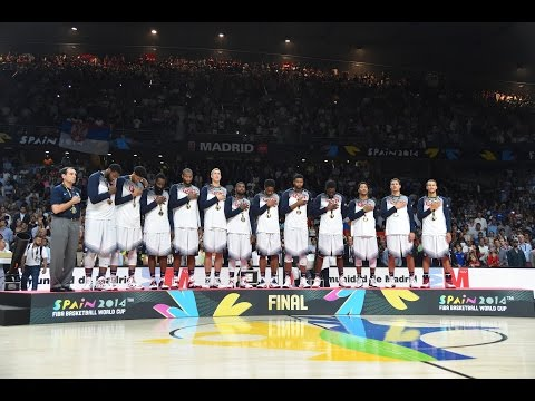 Team USA: Best in the World (2014 FIBA World Cup)