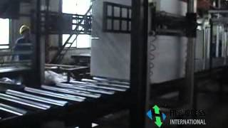 EPS Cutting Line, EPS Fully Automatic Cutting and Packing Line,