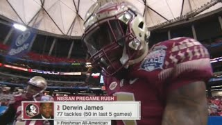 Houston vs Florida State Peach Bowl 2015