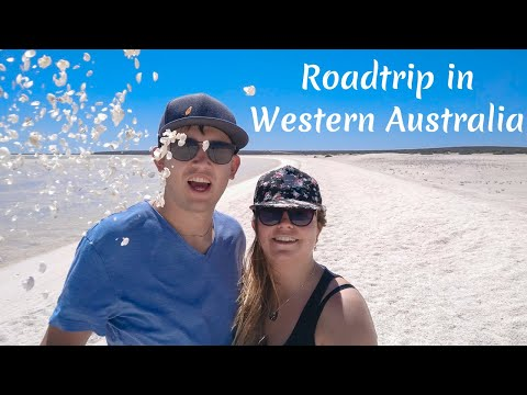Roadtrip in Western Australia ● Perth to Shark Bay, Ningaloo Reef and Rottnest Island ●