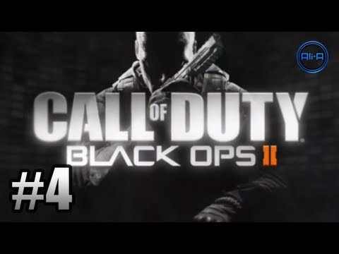 Call of Duty: Black Ops 2 Walkthrough Part 4 - Strike Force Mission