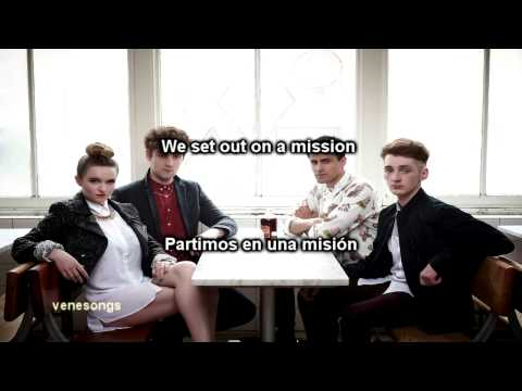 Clean Bandit ft. Jess Glynne - Rather Be (Letra Español-Inglés)