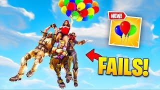 FORTNITE FAILS & Epic Wins! #36 (Fortnite Battle Royale Funny Moments)