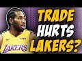 Should The Lakers Trade For Kawhi Leonard?