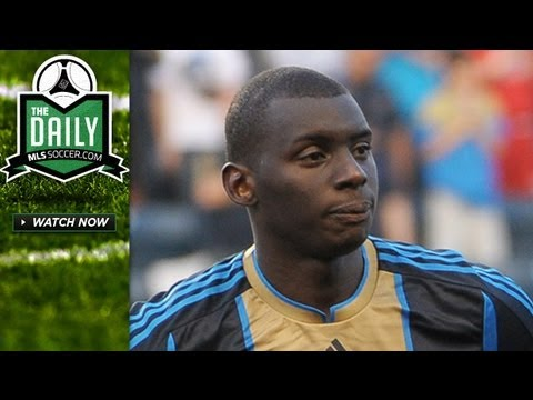 Soumare heading back to Chicago, Corey Ashe called up to USMNT, LA vs SEA - The Daily 5/24