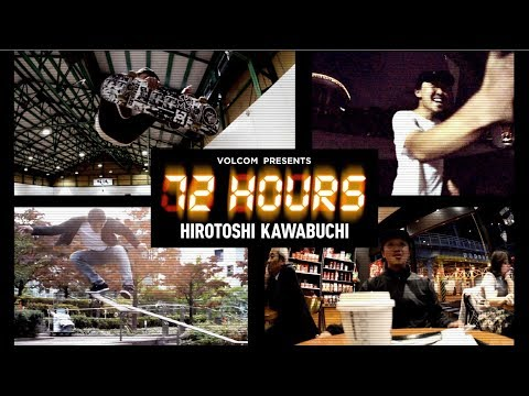 72 HOURS - HIROTOSHI KAWABUCHI [VHSMAG]