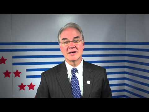 Conversation Room: Congressman Tom Price (Tuesday, August 28th)