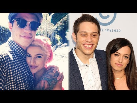 Pete Davidson's Exes REACT To Ariana Grande Engagement News