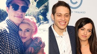 Download Lagu Pete Davidson's Exes REACT To Ariana Grande Engagement News Gratis STAFABAND