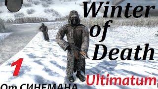 Сталкер Дезертир Зима