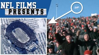 Ice Bowl From the Sky | NFL Films Presents