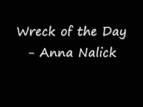 Anna Nalick - Wrick Of The Day
