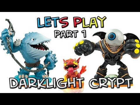 Lets Play: Thumpback, Eye-Brawl and Hot Dog - Darklight Crypt - Part 1