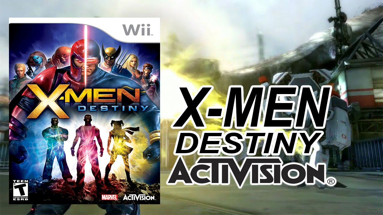 X men destiny gameplay