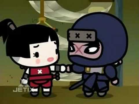 Pucca Funny Love Season 1-Ep16-Pt1-Evil Love