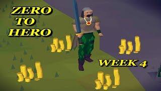F2P PKing Series - 'Zero To Hero' Week 4 Update | Oldschool Runescape 2007