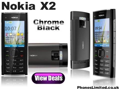 Прошивка Nokia x2 00 или как