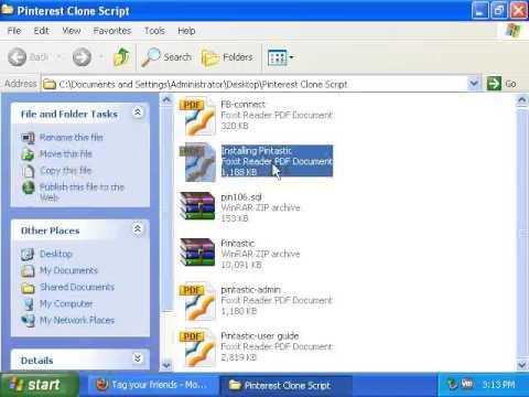 Pinterest Clone Script Free Download