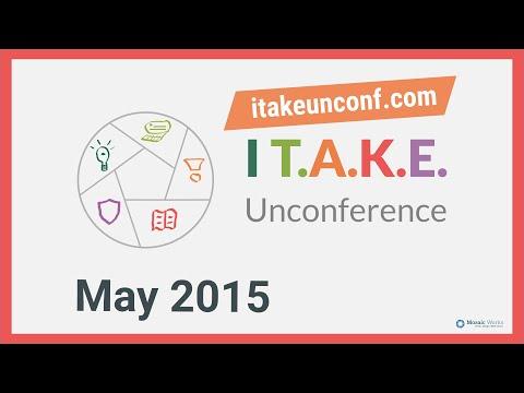 Simon Brown: Software Architecture as Code - part 1 @ I T.A.K.E. Unconference 2015