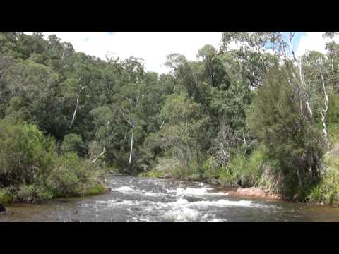The Murray River - The Kosciusko National Park, NSW Australia