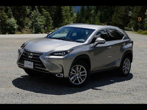 2015 Lexus Nx Review Youtube