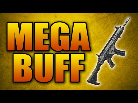 The New Hbra3: A Close Range Monster! (advanced Warfare Weapon Balancing) video