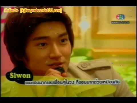 081026 Bangkok Seoul B-Seoul News  – Siwon Kyuhyun