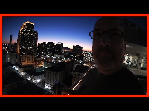 Ken's Vlog #191 - Travel Vlog from Toronto to Buffalo to Baltimore then New Orleans,