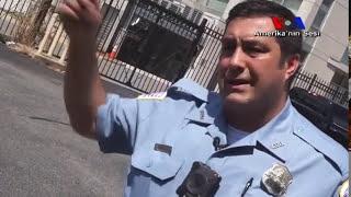 Washington'da Asayiş Türk Polise Emanet