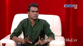 Apon Bhubon with Nolok Babu 02/02 আপন ভুবন- নোলক বাবু on NEWS24