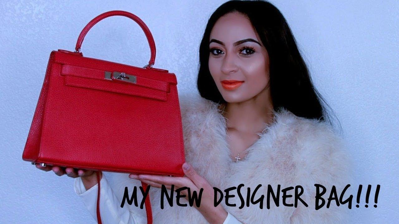 My New Designer Handbag  - ዘመናዊ ቦርሳ ለሐበሻዊቷ