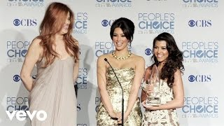 VEVO News: People's Choice Awards 2011