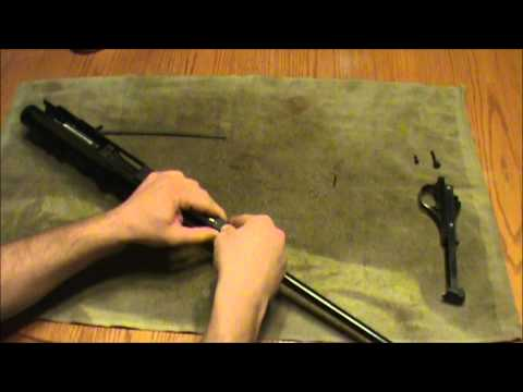 Winchester Model 100 Reassembly