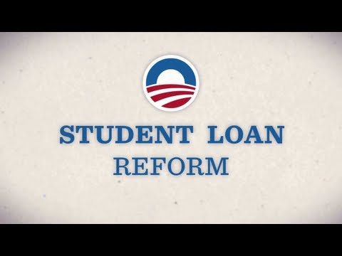Reducing Your Student Loan Debt: Barack Obama&#8217;s Plan to Help College Student Loan Borrowers